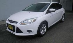 Used 2013 Ford Focus 5dr HB