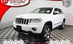 Used 2013 Jeep Grand Cherokee 4WD 4dr