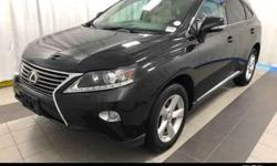 Used 2013 Lexus RX 350 AWD 4dr