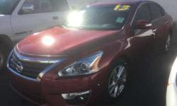 Used 2013 Nissan Altima 4dr Sdn I4