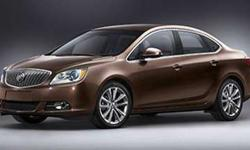 Used 2014 Buick Verano Sedan