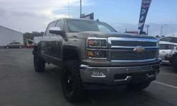 Used 2014 Chevrolet Silverado 1500 Crew Cab for sale