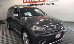 Used 2014 Dodge Durango AWD 4dr