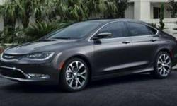Used 2015 Chrysler 200 Sedan