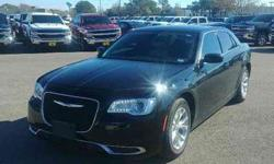 Used 2015 Chrysler 300 4dr Sdn RWD