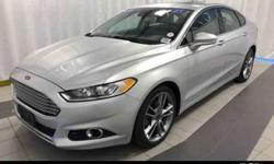 Used 2015 Ford Fusion 4dr Sdn AWD
