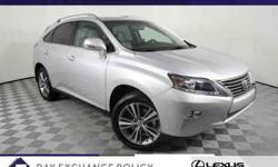 Used 2015 Lexus RX 350 FWD 4dr