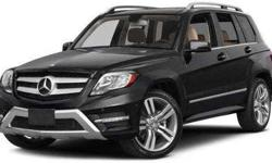 Used 2015 Mercedes-Benz GLK-Class 4MATIC 4dr