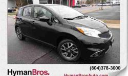 Used 2015 Nissan Versa Note 5dr HB CVT 1.6