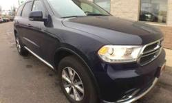 Used 2016 Dodge Durango AWD 4dr