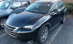 Used 2016 Lexus NX 200t FWD 4dr