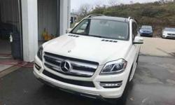 Used 2016 Mercedes-Benz GL 4MATIC 4dr