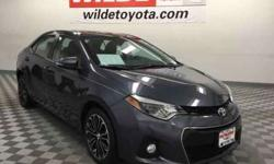 Used 2016 Toyota Corolla Sedan