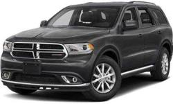 Used 2017 Dodge Durango RWD