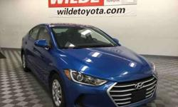 Used 2017 Hyundai Elantra Sedan