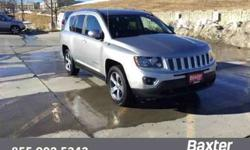 Used 2017 Jeep Compass 4x4