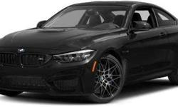 Used 2018 BMW M4 Coupe
