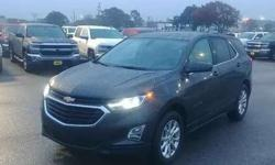 Used 2018 Chevrolet Equinox FWD 4dr