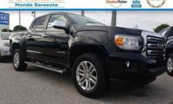 Used 2018 GMC Canyon Truck