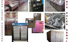 Used Kitchen Equipment - Commercial Appliances