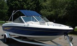 Used Ski Boat 2007 Bayliner mercruiser 3.0