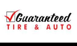 Used Tires (1300 in Stock) & New Tires $10 Over Cost &
