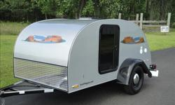 USED Travel Trailer - LITTLE GUY SILVER SHADOW 2011