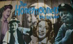 "VCR Lost Episodes of ""The Honeymooners"""