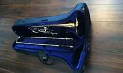 Vintage Olds P22 George Roberts Bass Trombone - $1,350.00