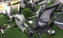Vision Fitness R20 Recumbent Bike