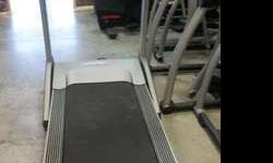 Vision Fitness T9550 Treadmill w/deluxe console