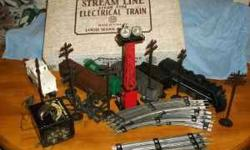 WANTED Electric Trains ANY SIZE AND CONDITION