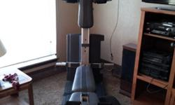Weider Platinum Plus gym