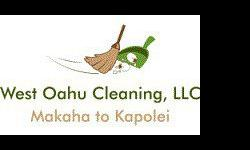 West Oahu House Cleaning Service