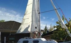 West Wight Potter 19' Sailboat 2014