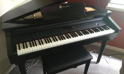 Williams Digital Symphony Grand Piano
