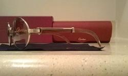"Wood and Crome ""Cartier Glasses"""