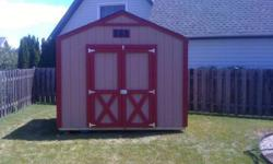 Wooden Storage sheds, Garages, Capentry