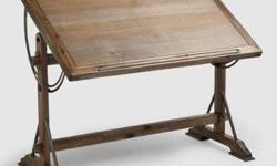 World Market Drafting Desk - Very Gently Used