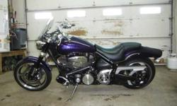 Yamaha Road Star Warrior